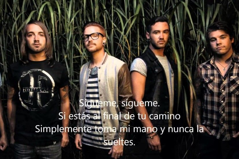 Memphis May Fire Vaulted Ceilings-Sub Español