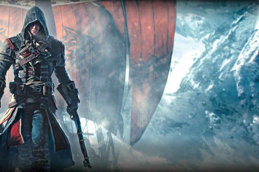 HD Wallpaper | Background ID:528513. 1920x1080 Video Game Assassin's Creed:  Rogue