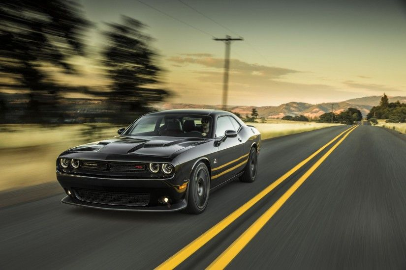 WONDERFUL DODGE CHALLENGER GT AWD 2017 WALLPAPERS