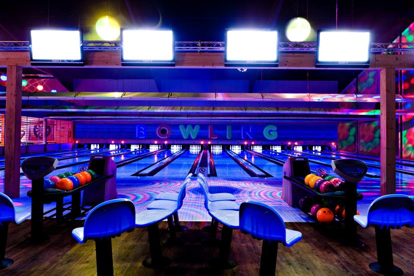 Bowling Ball Lane