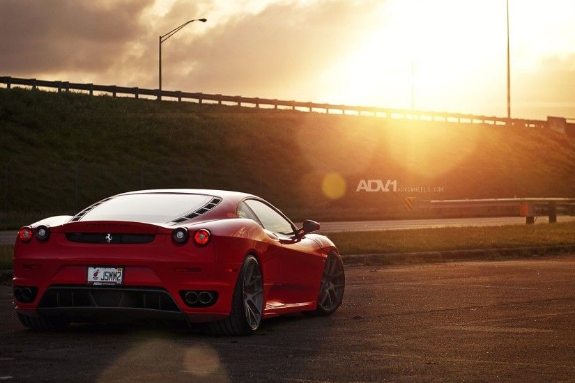 Exotic Super Car Ferrari Wallpaper Gallery - Original Preview .
