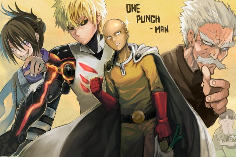 new one punch man wallpaper 1920x1080 1920x1200