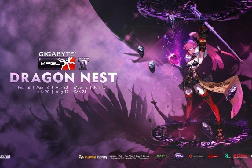 2 Dragon Nest HD Wallpapers | Backgrounds - Wallpaper Abyss