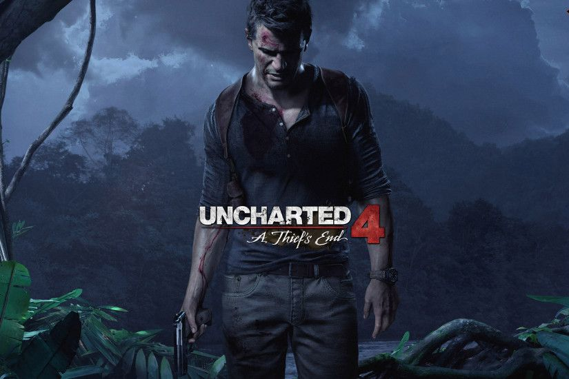 ... Uncharted 4: A Thief's End Widescreen Wallpaper