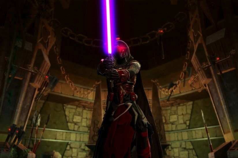 Darth Revan Gets His Own Star Wars: The Old Republic Expansion
