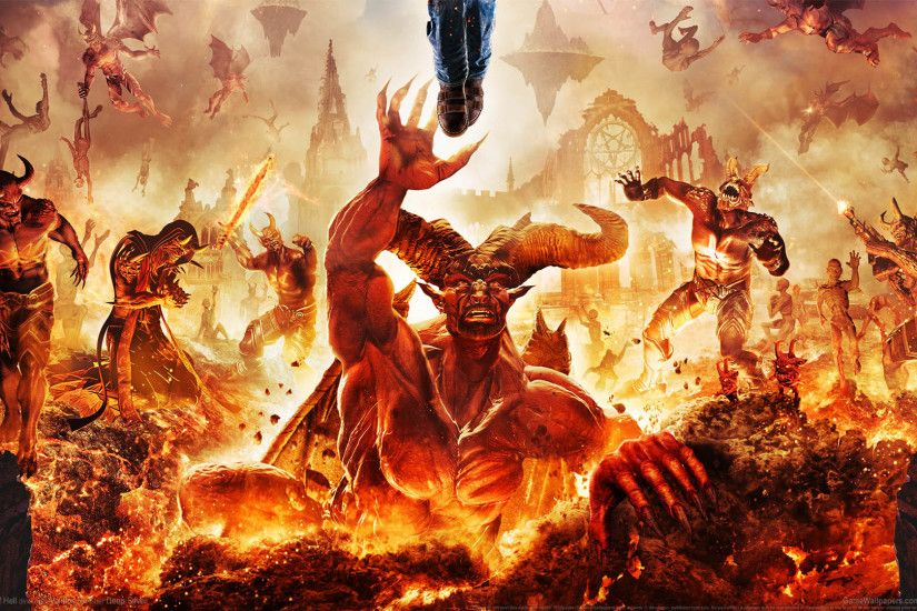 ... Saints Row: Gat out of Hell wallpaper or background 01