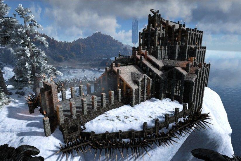 Ark: survival evolved wallpaper for mac download