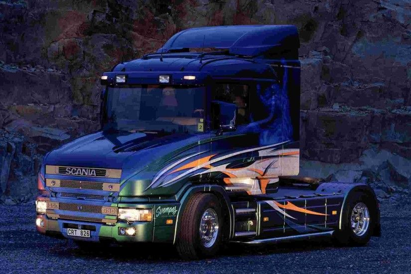 1920x1080 Euro Truck Simulator 2, Truck, Volvo FH16, Scania Wallpapers HD /  Desktop and Mobile Backgrounds