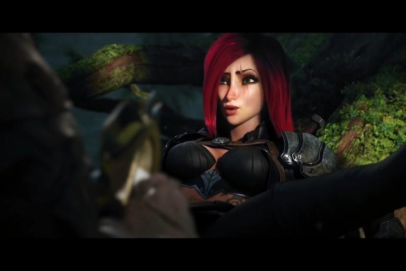 140 Katarina (League Of Legends) HD Wallpapers | Backgrounds - Wallpaper  Abyss - Page 4