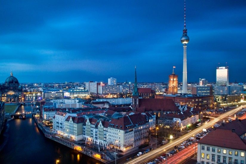 Berlin widescreen wallpapers Berlin Pictures
