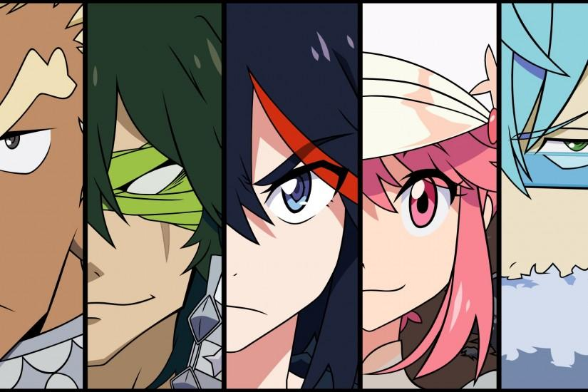 download kill la kill wallpaper 1920x1080 windows 10