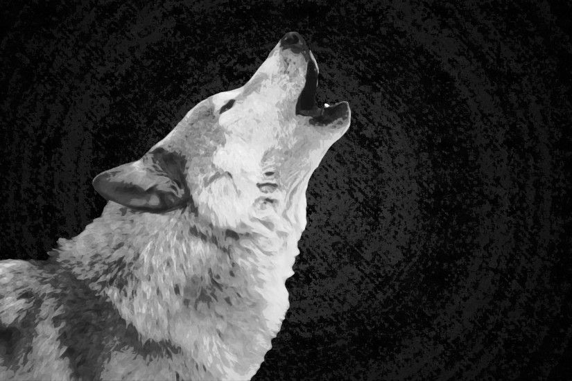 White Wolf wallpaper high definition