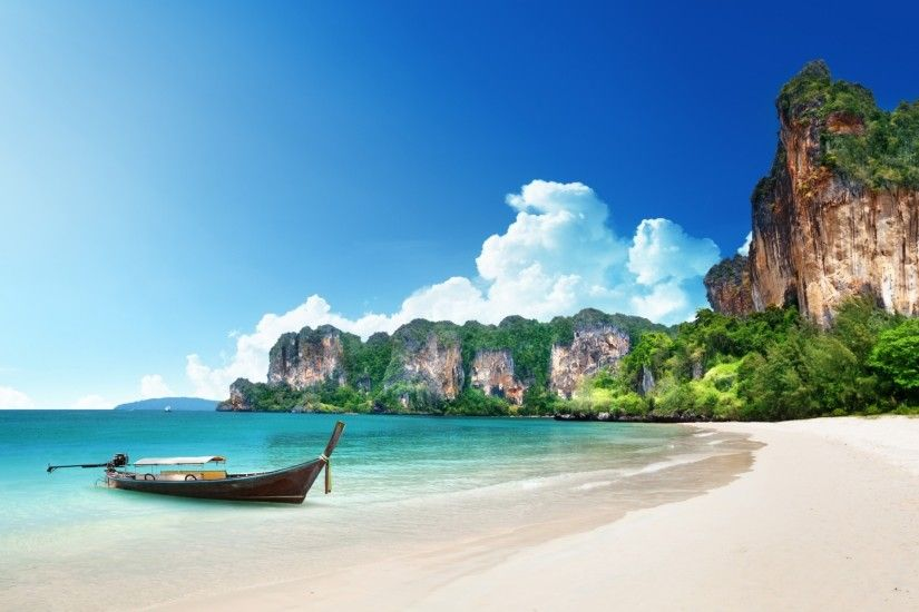 ... hd wallpaper beach paradise wallpapersafari ...