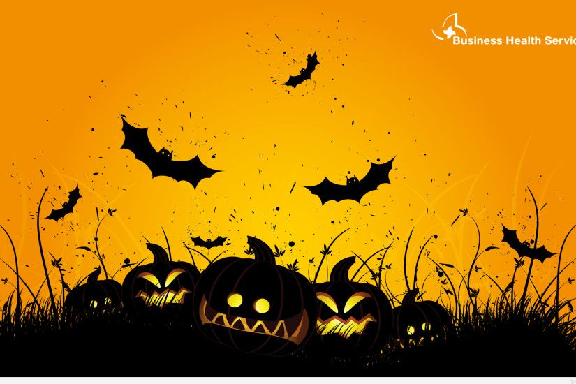 ... Halloween Banner Background (21) ...