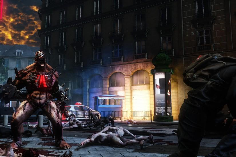 HD Wallpaper | Background ID:541847. 2560x1440 Video Game Killing Floor 2.  6 Like. Favorite