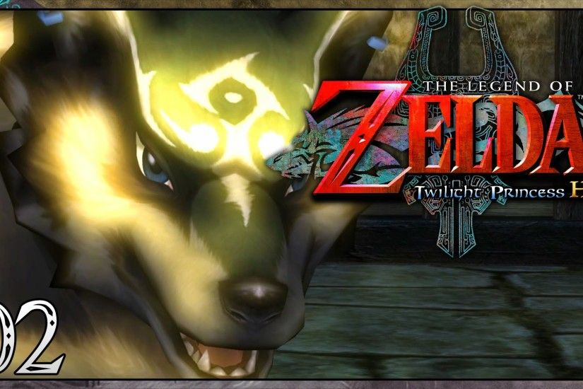 Legend Of Zelda Twilight Princess HD 100% Part 2 Wolf Link Walkthrough  Gameplay WiiU - YouTube