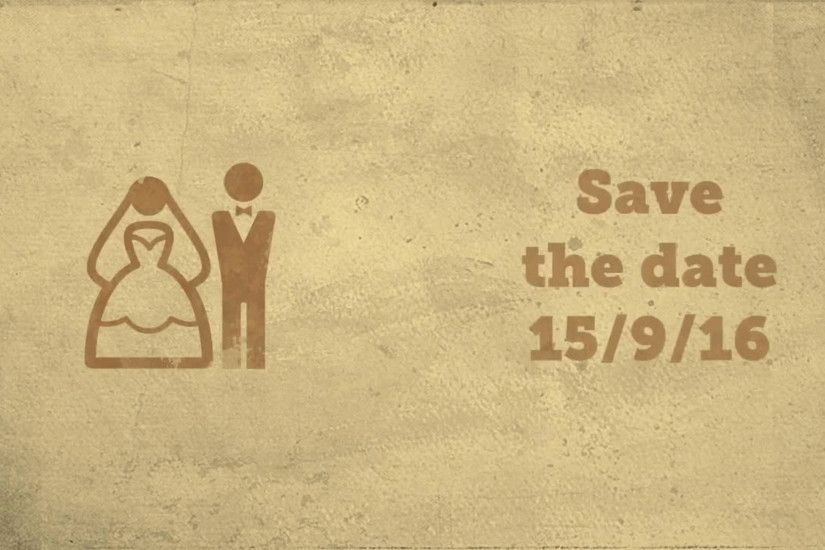 Race Event Invitation Save the Date Wedding Invitation
