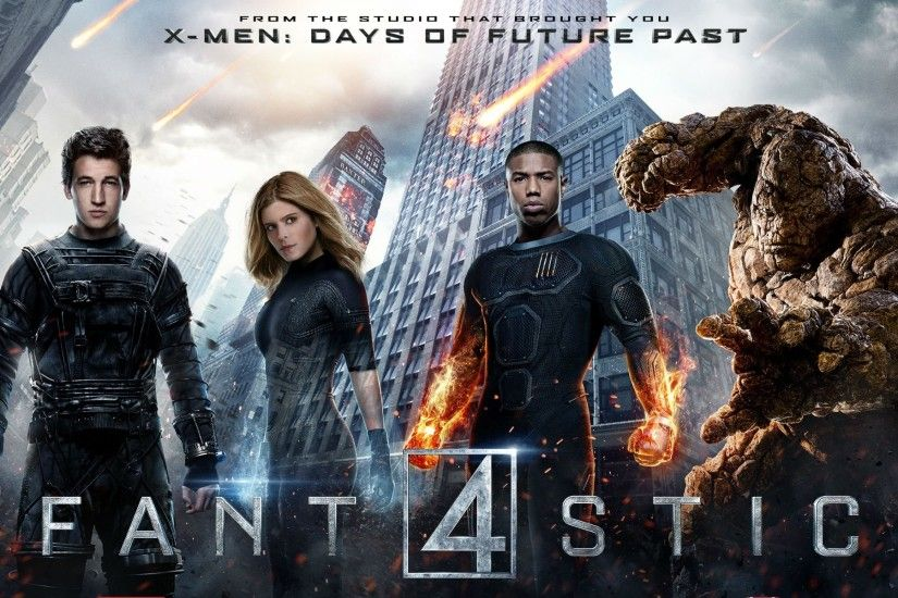 Fantastic Four · HD Wallpaper | Background ID:615276