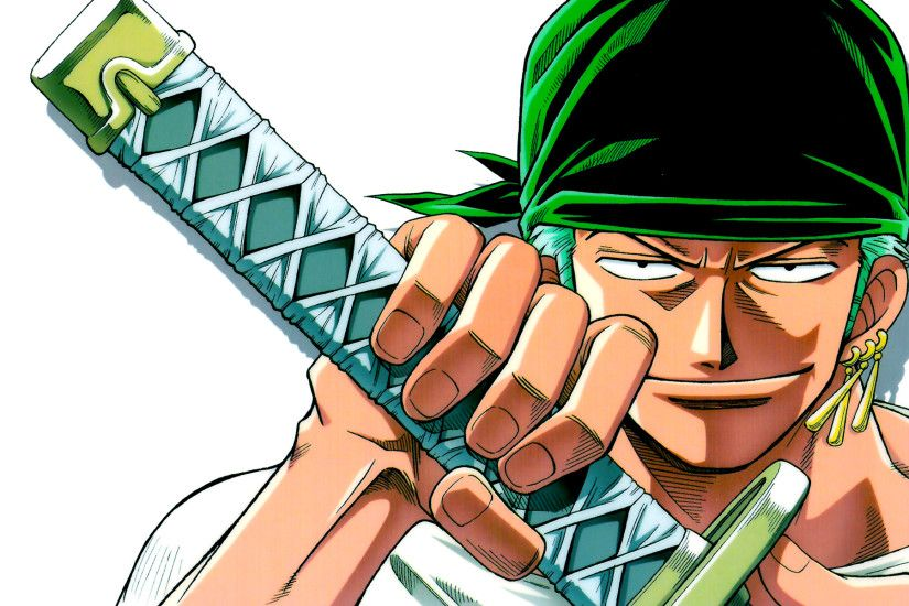 One Piece Zoro 742996 ...