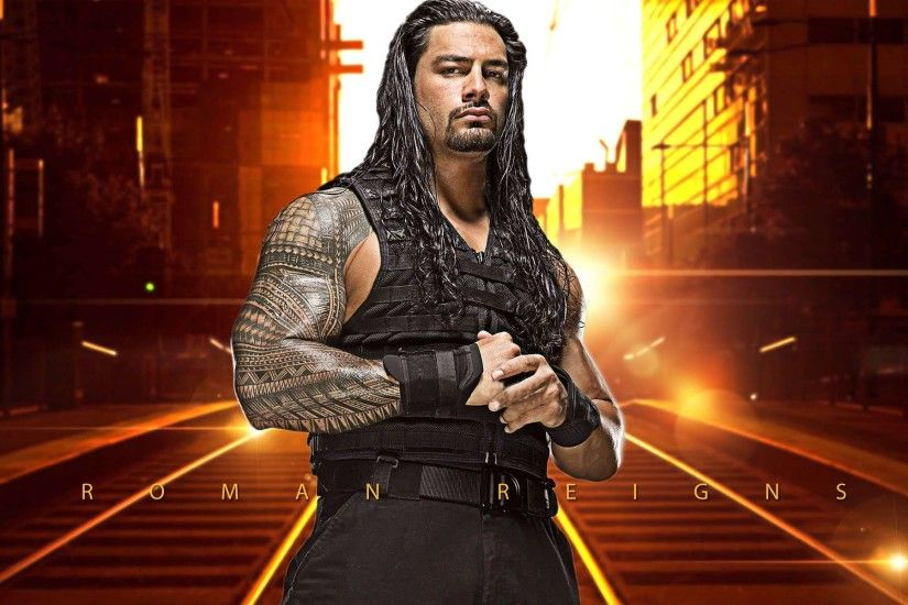 wwe roman reigns latest wallpapers download