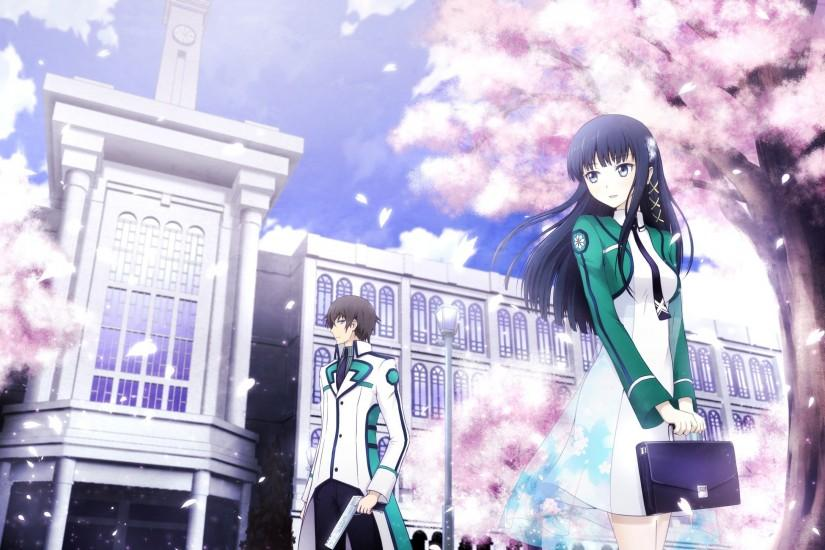 HD Wallpaper | Background ID:551174. 2200x1450 Anime The Irregular At Magic  High School