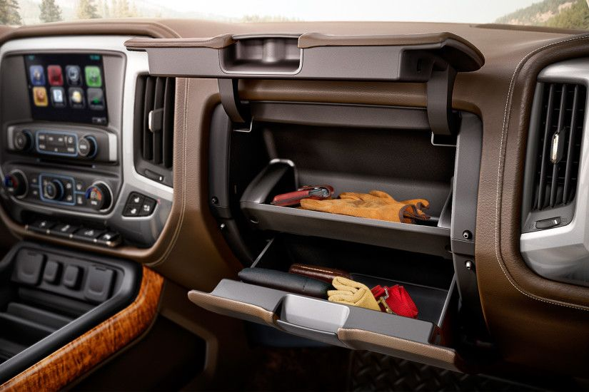 Chevrolet Silverado images 2017 Chevrolet Silverado 1500 glove compartment  HD wallpaper and background photos