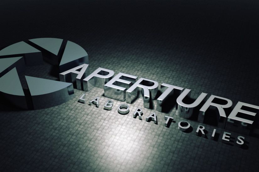 Aperture Laboratories Wallpaper for Desktop.