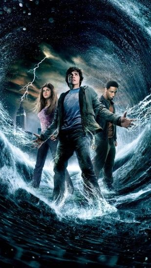"Wallpaper for ""Percy Jackson & the Olympians: The Lightning Thief"" ..."