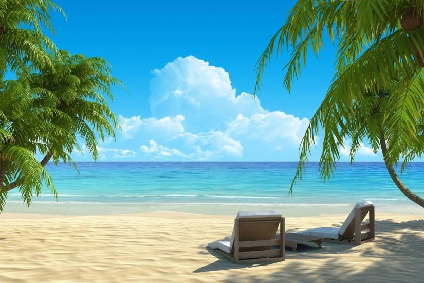 free download beach backgrounds 1920x1080