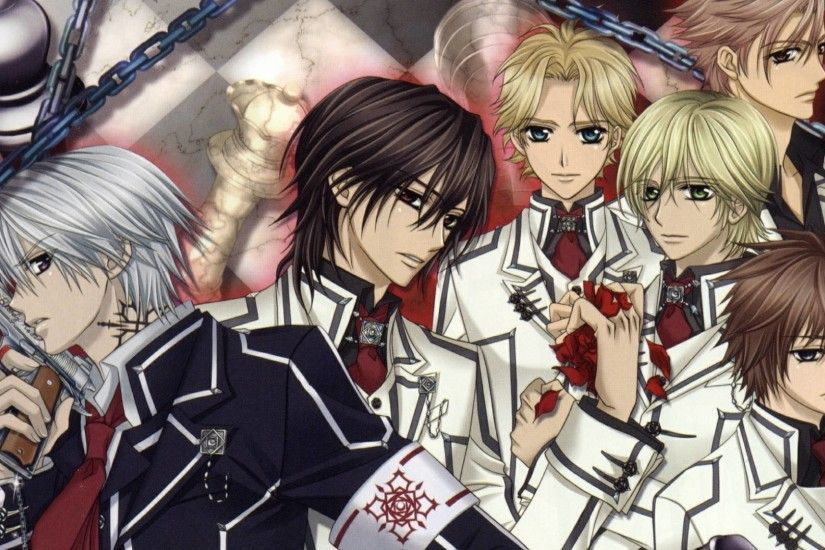 Vampire Knight · HD Wallpaper | Background ID:450881