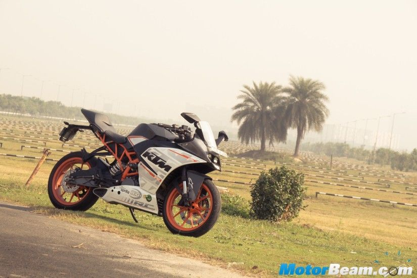 2015 KTM RC 390 Long Term Review