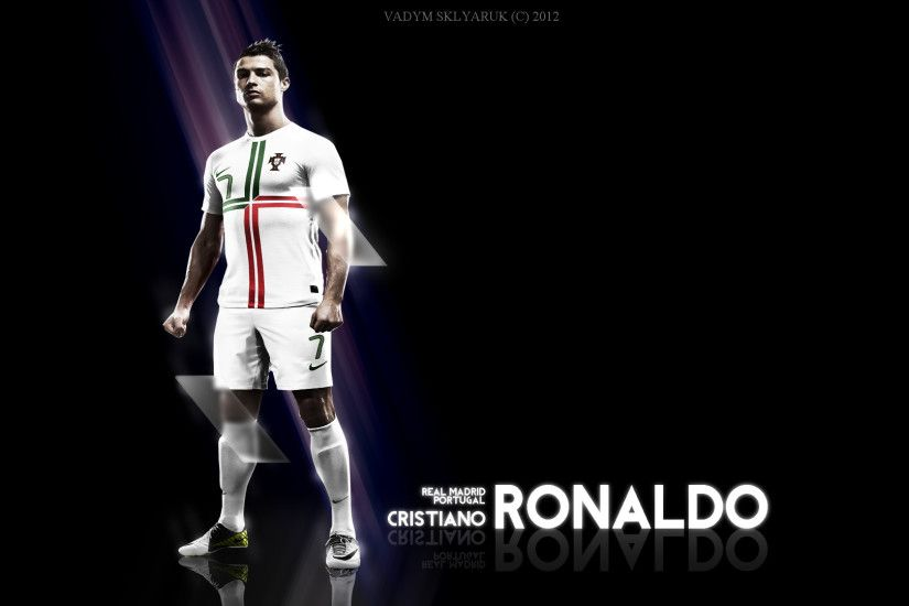 CRISTIANO RONALDO EURO2012 WALLPAPER by SKL7 CRISTIANO RONALDO EURO2012  WALLPAPER by SKL7