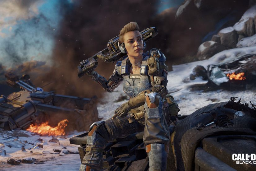 Call of Duty Black Ops 3 Specialist Battery