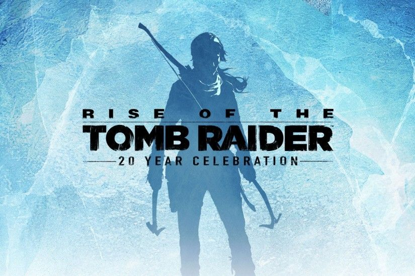 Tomb Raider 20 Year Celebrations (2048x1152 Resolution)