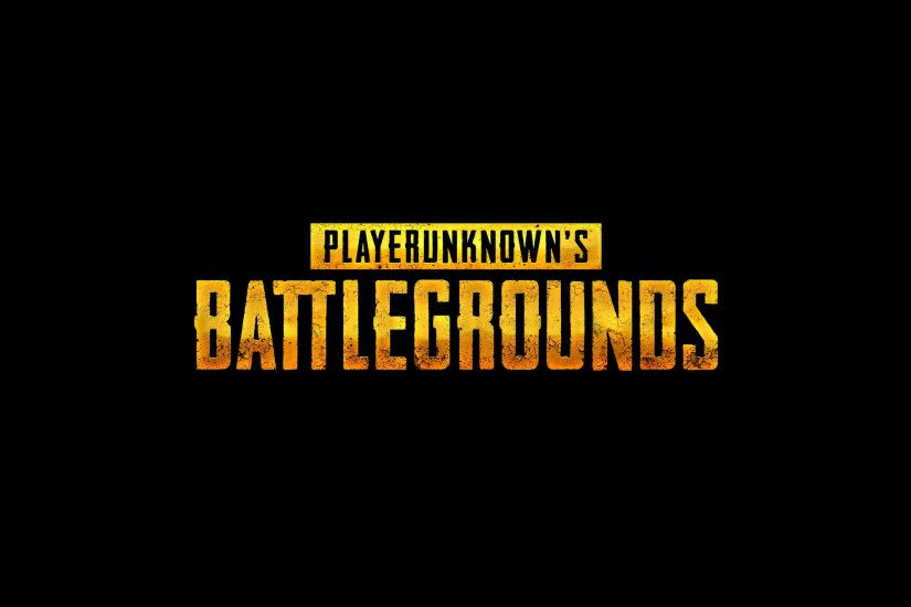 pubg player unknown battlegrounds logo uhd 4k wallpaper