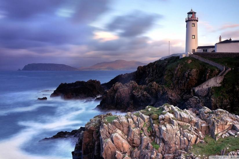 Fanad Lighthouse Wallpaper 1920x1080 Fanad, Lighthouse