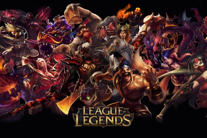 cool league of legends wallpaper 2119x1192 for tablet