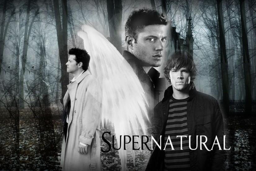 supernatural wallpaper 1920x1200 4k