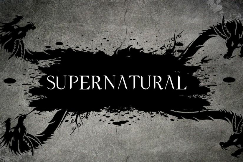 full size supernatural wallpaper 1920x1200