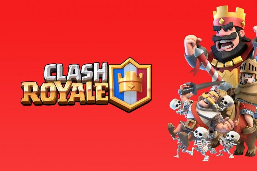 Background Clash Royale HD Wallpaper