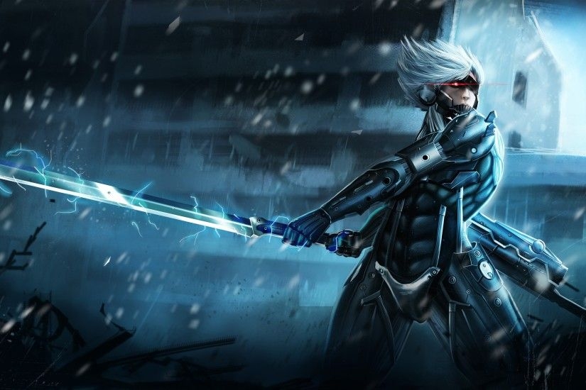 52 Metal Gear Rising: Revengeance HD Wallpapers | Backgrounds