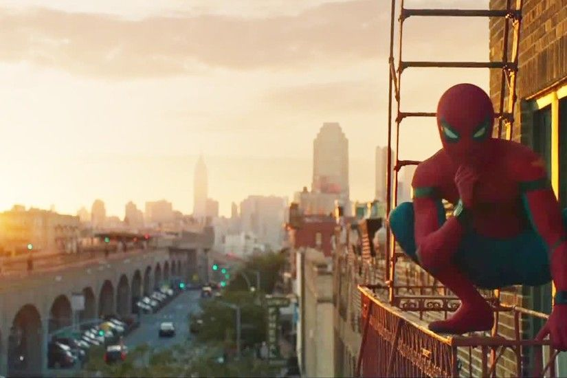 Tags: 1920x1080 Spider Man Homecoming Hollywood Movies