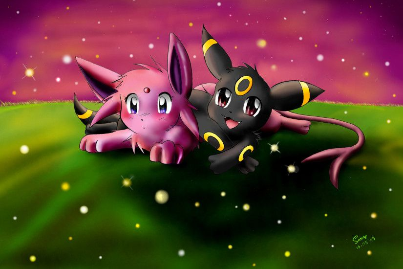 Espeon images Espeon and Umbreon HD wallpaper and background photos