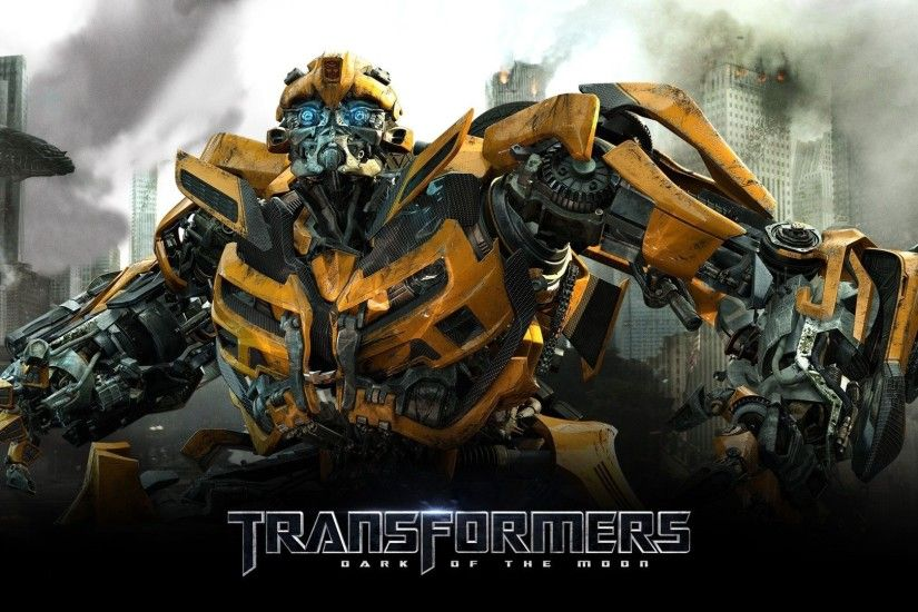 bumblebee transformers dark of the moon wallpaper fullhd