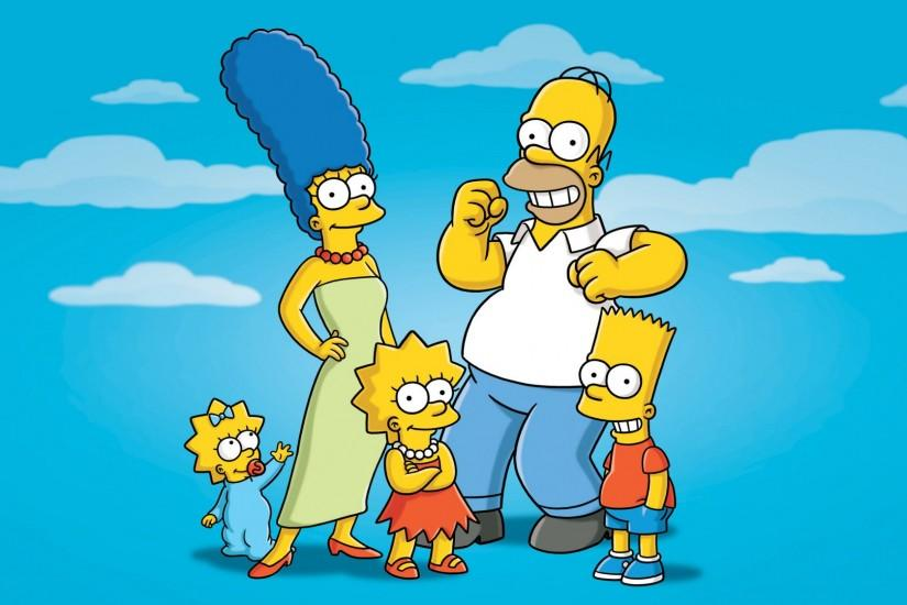 The Simpsons - Wallpaper, High Definition, High Quality, Widescreen