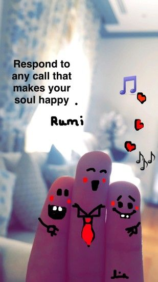 Happy Quotes, Quotes Love, Iphone Wallpapers, Drawings, Rumi Quotes,  Snapchat Drawing, Sketches, Love Quotes, Quotes On Happiness