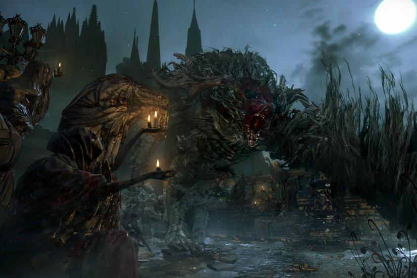 bloodborne wallpaper 3840x2160 for htc