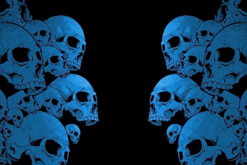 Red-And-Black-Skull-Group-wallpaper-wp6409001