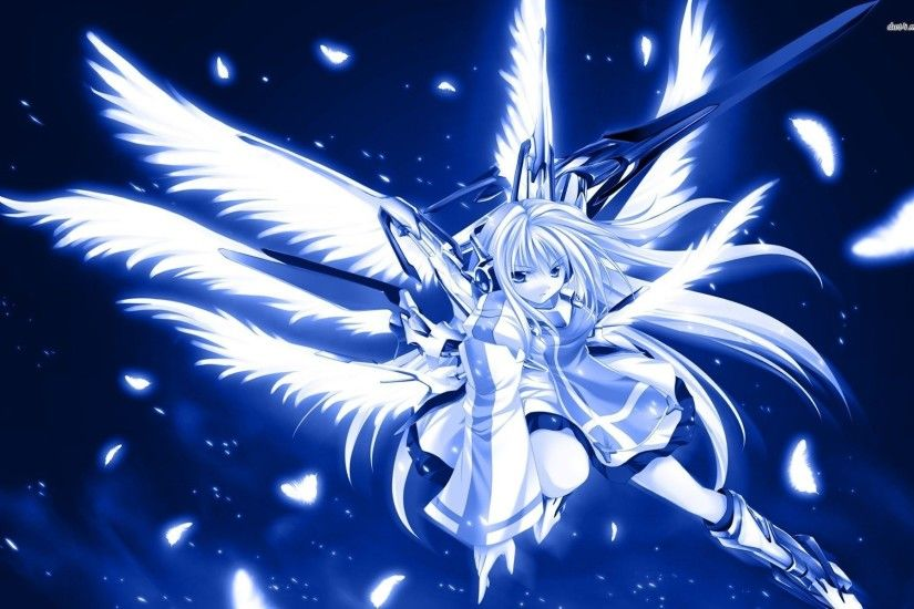 Wallpaper Anime Angel