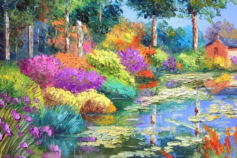 Wallpaper art artistic painting painters 24